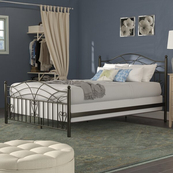 Salesville Standard Bed by Alcott Hill