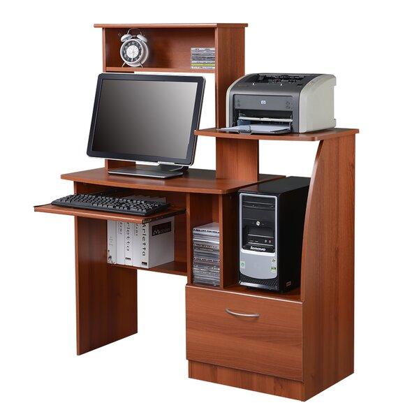 Aliso Desk with Hutch