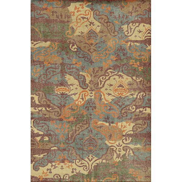 Cardiff Hand-Knotted Area Rug by Meridian Rugmakers