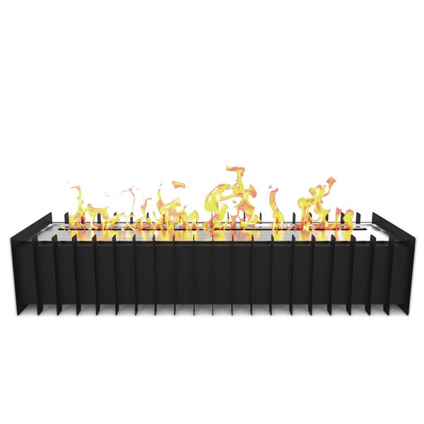 Pro Ventless Bio-Ethanol Fireplace Insert By Regal Flame