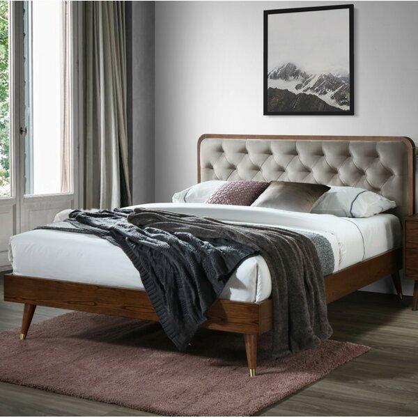 Campion Queen Upholstered Platform Bed by Corrigan Studio Corrigan Studio