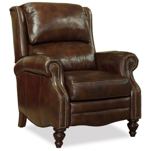 Leather Recliner by Hooker Furniture
