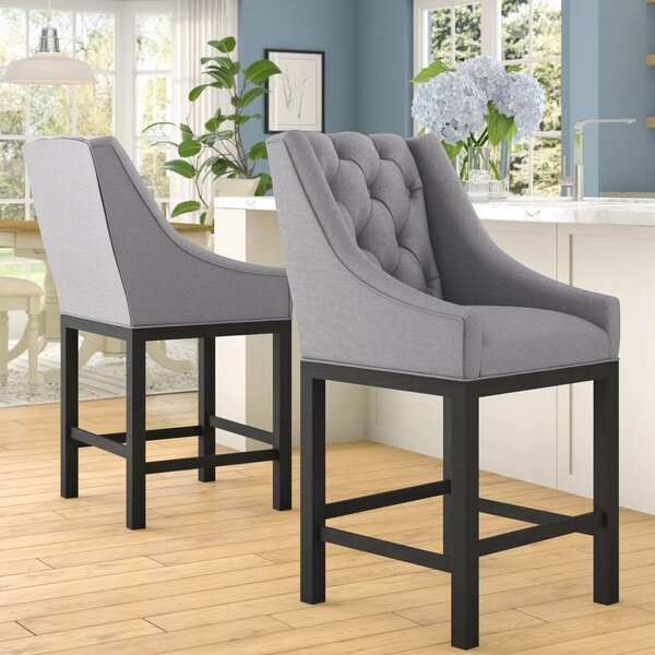 Haley 26 Bar Stool by Darby Home Co