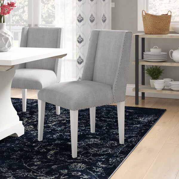 Ferndown Upholstered Side Chair (Set of 2) by Laurel Foundry Modern Farmhouse Laurel Foundry Modern Farmhouse