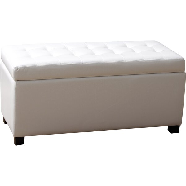 Malm Upholstered Storage Bench by Warehouse of Tif