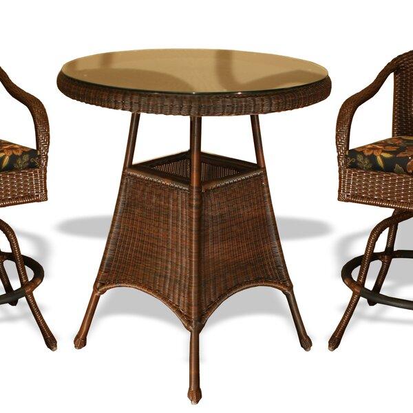 Fleischmann Bar Table by Darby Home Co