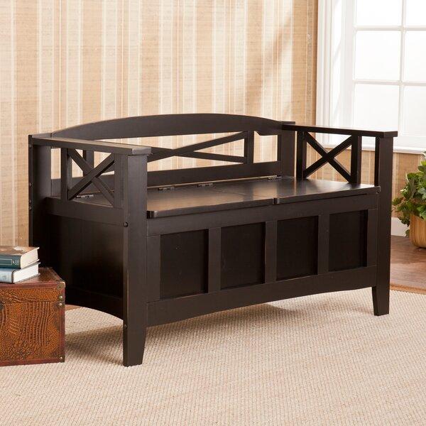 Cutler Storage Bench by Wildon Home ®