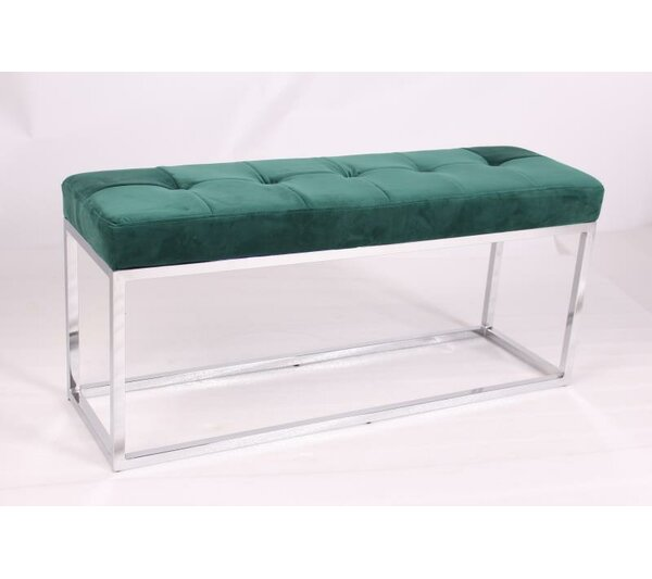Caudell Upholstered Bench by House of Hampton