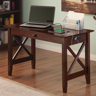 Dowdle Solid Wood Writing Desk