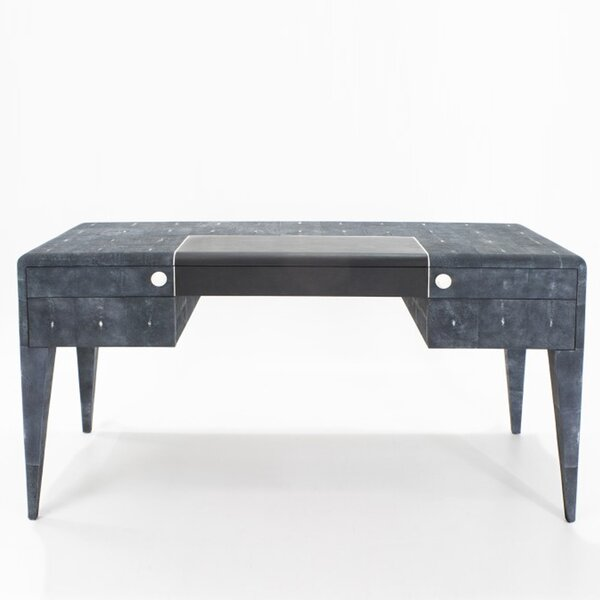 Shagreen Writing Desk by Serge De Troyer Collection