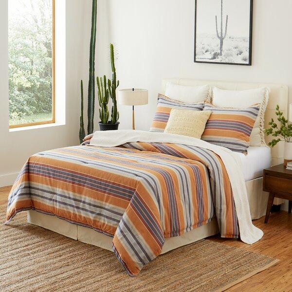 Casa Luis Cotton Reversible Comforter Set