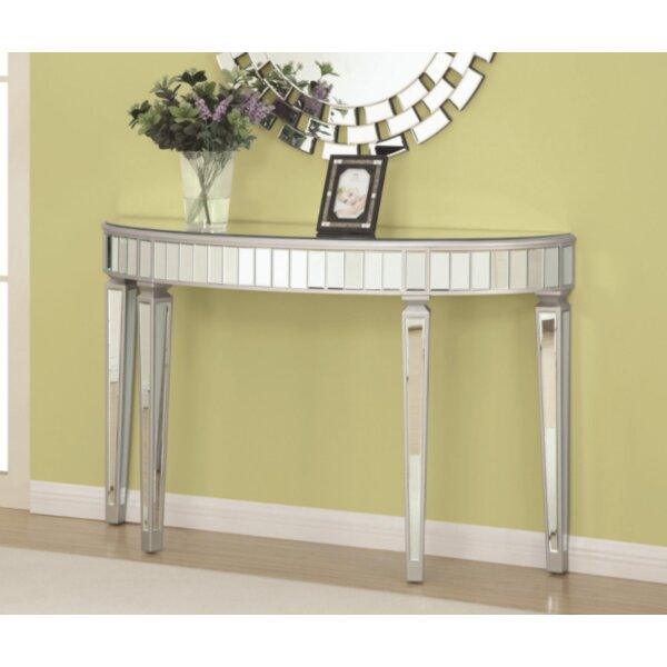Lavine Console Table by House of Hampton