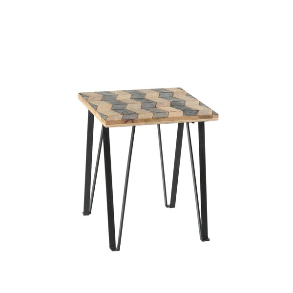 Chestnut Run End Table by Foundry Select