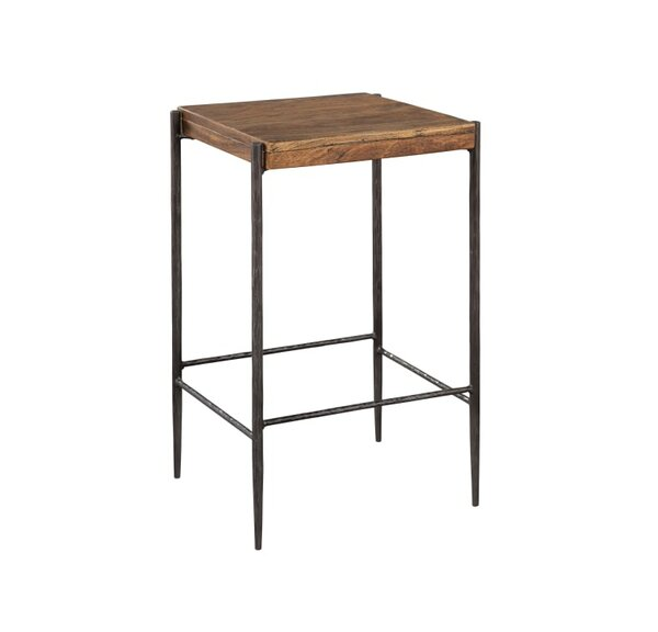 Boldt Forged Legs Accent Stool by Union Rustic