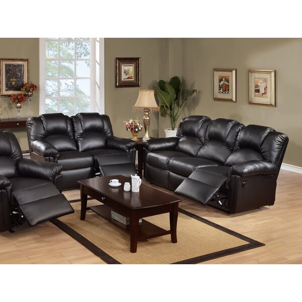 Jacob Reclining 2 Piece Living Room Set by Infini Furnishings