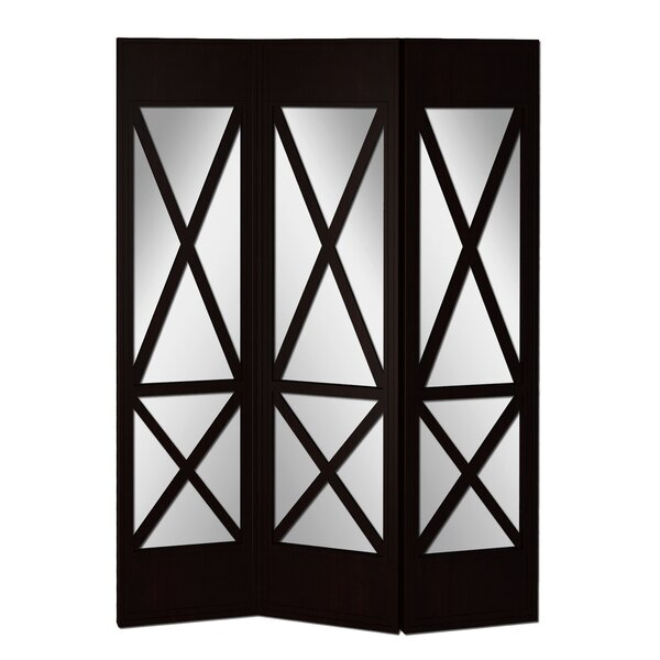 Aragam 3 Panel Room Divider by Darby Home Co