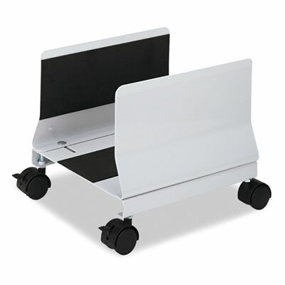 Innovera Mobile 9.75 H x 10.25 W Desk CPU Holder by Innovera®