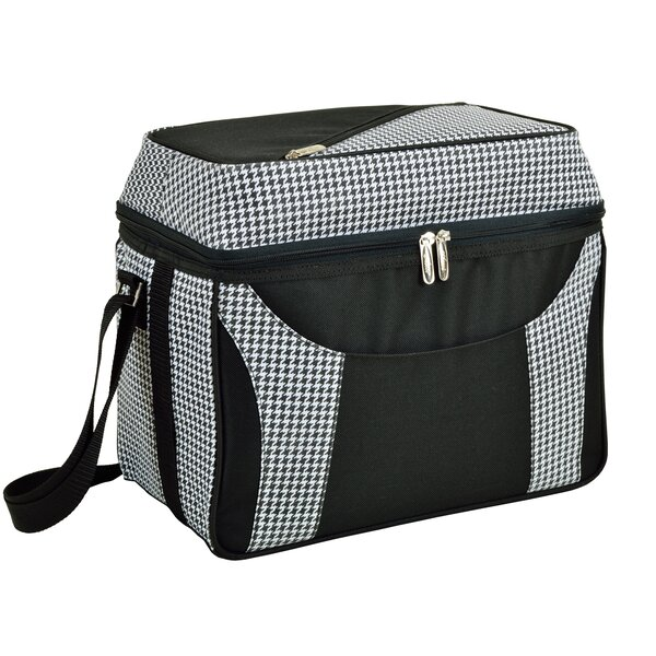 36 Can Houndstooth Dome Top Cooler by Picnic at Ascot
