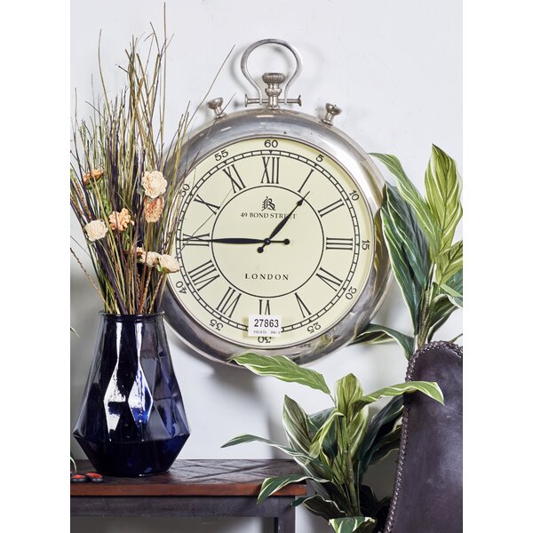Oversized Bond Street 25 Wall Clock by Cole & Grey