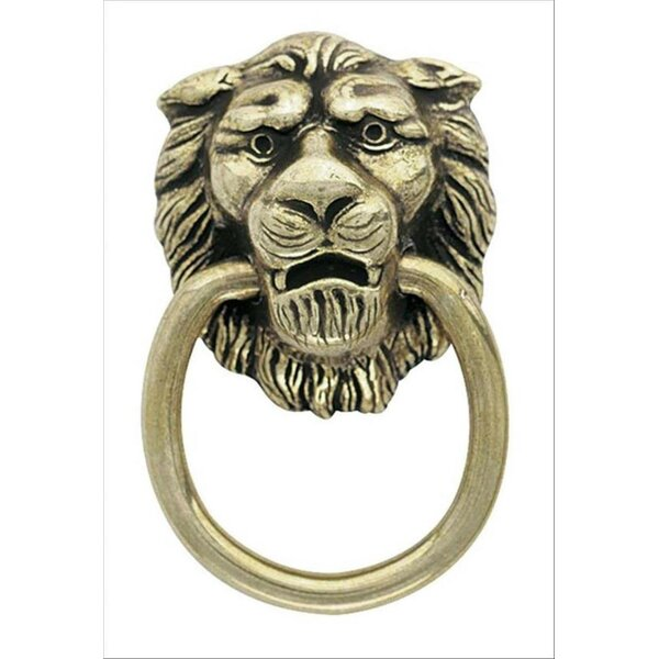 Allison Lion Novelty Knob by Amerock