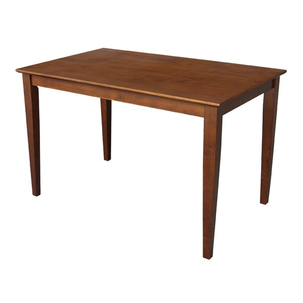 Solid Wood Dining Table by International Concepts