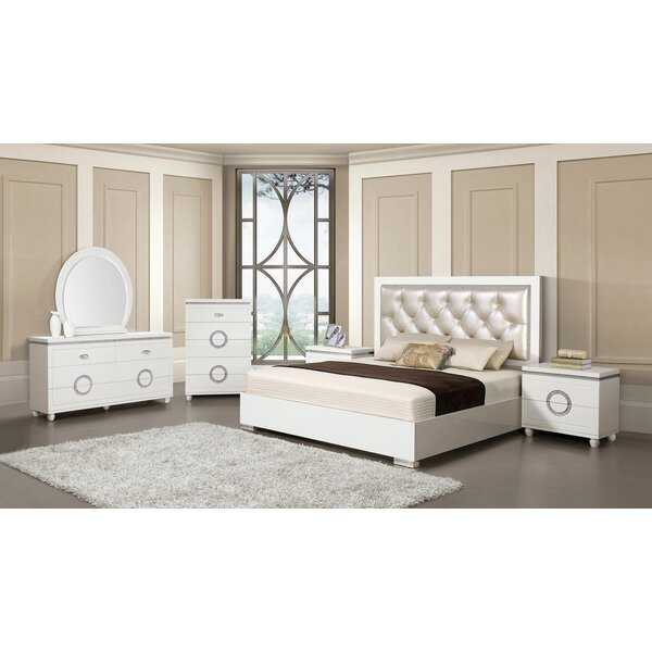 Krueger Panel Configurable Bedroom Set by Orren Ellis