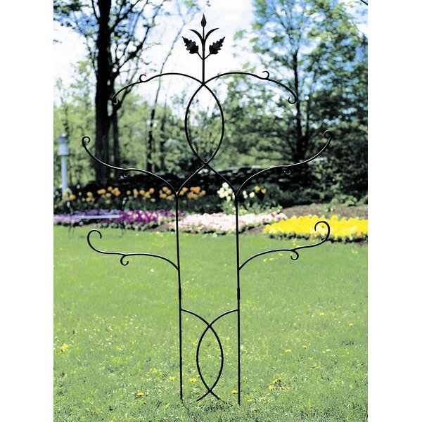 Tendrils Iron Gothic Trellis by ACHLA