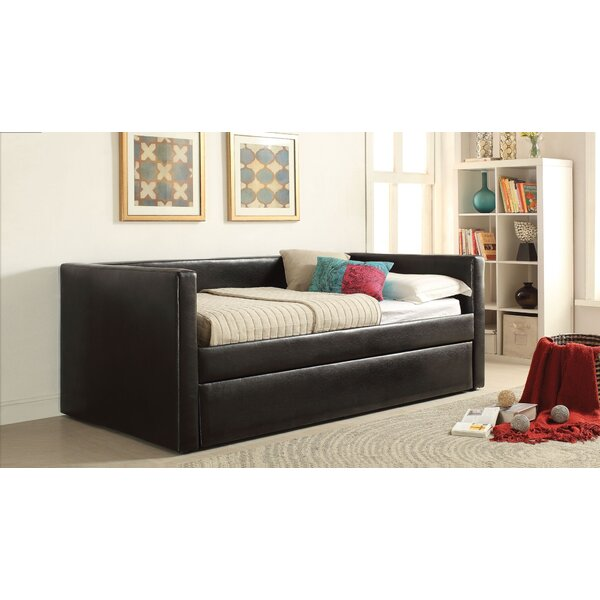 Eleni Daybed with Trundle Bed by Latitude Run