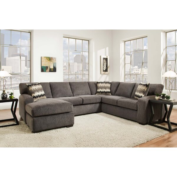 Stricker Sectional by Red Barrel Studio