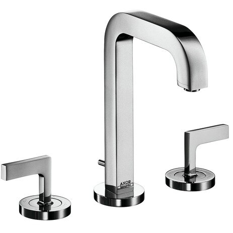 Axor Citterio Widespread Standard Bathroom Faucet by Axor