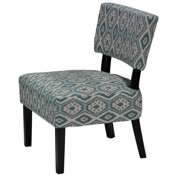 Largo Slipper Chair by Cortesi Home
