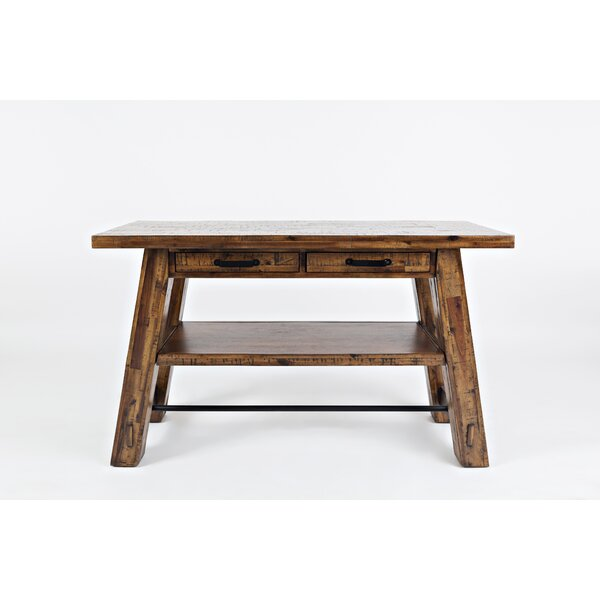 Acushnet Console Table [Three Posts]