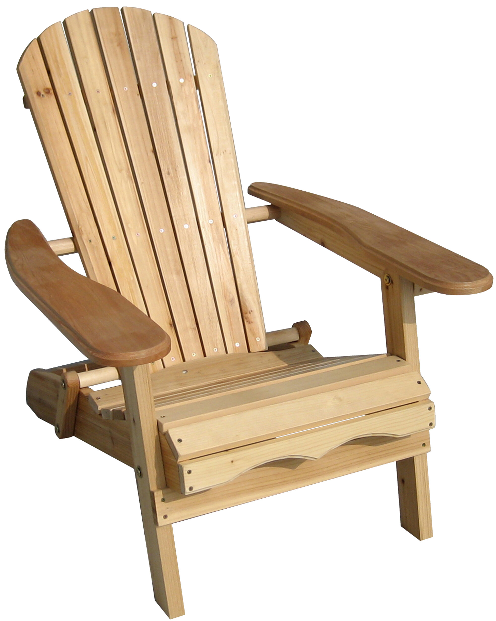 Beachcrest Home Lissette Folding Adirondack Chair & Reviews
