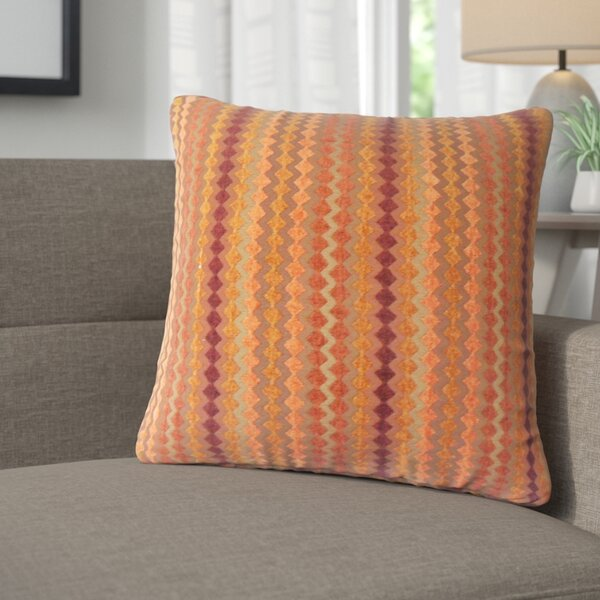 Jenny Geometric Throw Pillow (Set of 2) by Corrigan Studio