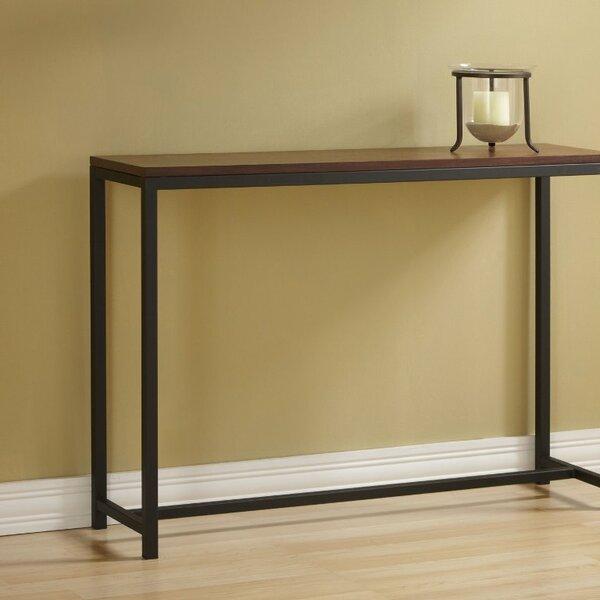 Mercury Row Iris Console Table Amp Reviews Wayfair