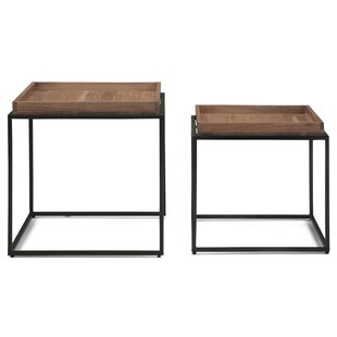 Spruill 2 Piece Nesting Tables