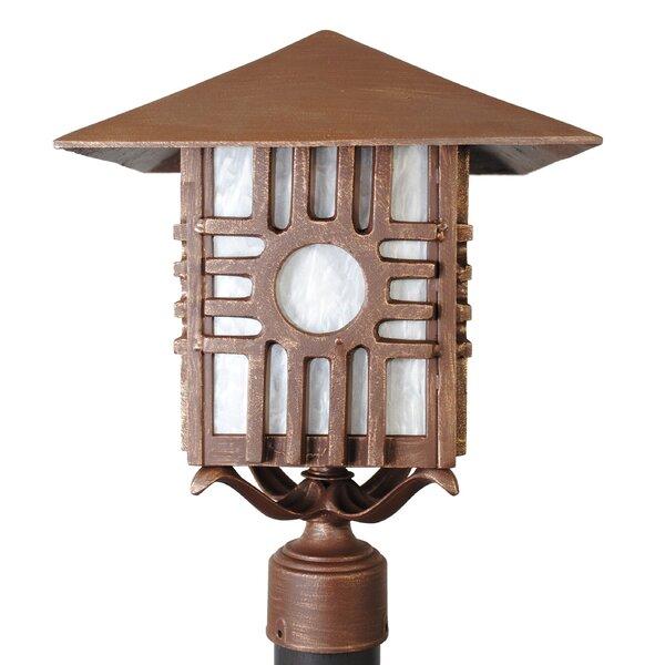Penfield Zia Series 1-Light Lantern Head by Alcott Hill