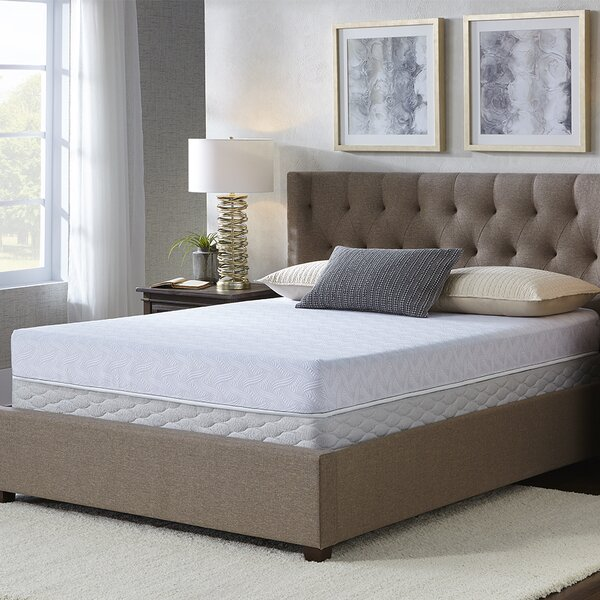 Sertapedic 7 Medium Memory Foam Mattress by Serta