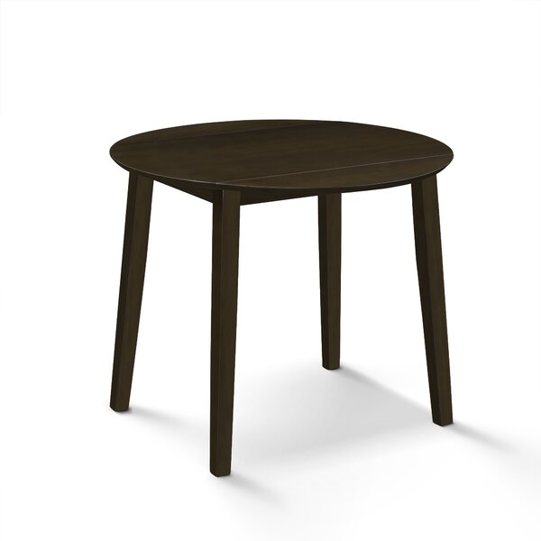 Jerkins Drop Leaf Dining Table by Red Barrel Studio