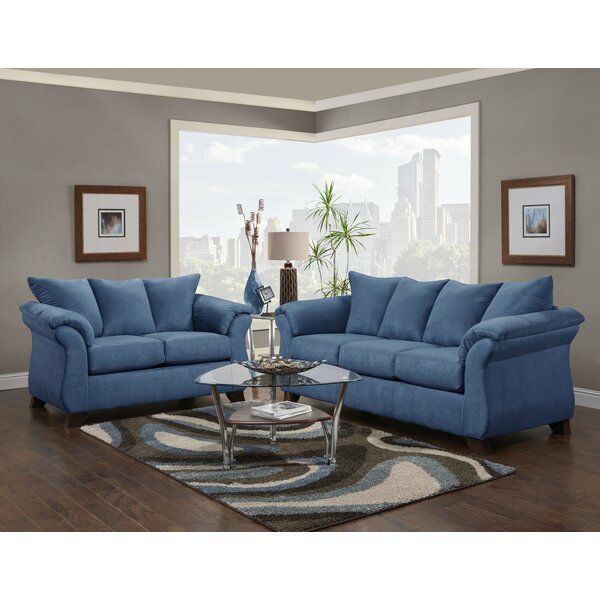 Maubara 2 Piece Living Room Set by Charlton Home