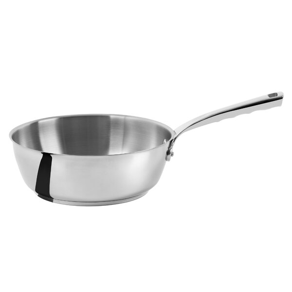 Milady Conical Saute Pan by De Buyer