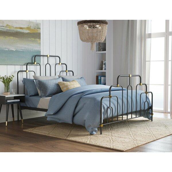 Astrid Platform Bed by Elle Decor Elle Decor