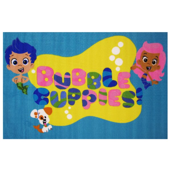 Bubble Guppies Area Rug by Fun Rugs