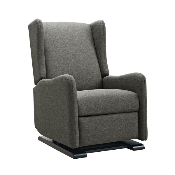 Bovina Manual Glider Recliner by Greyleigh