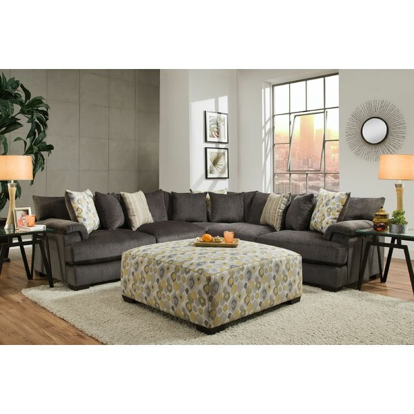 Stokley Reversible Sectional by Red Barrel Studio