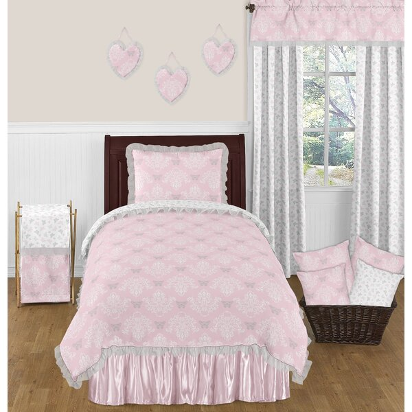 Alexa 4 Piece Twin Comforter Set by Sweet Jojo Designs