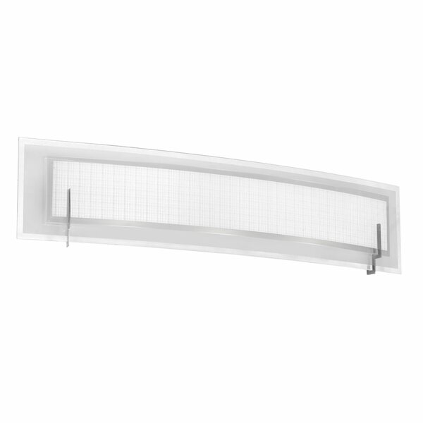 Maura 3-Light Bath Bar by Latitude Run