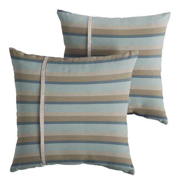 Chauvin Indoor/Outdoor Throw Pillow (Set of 2)