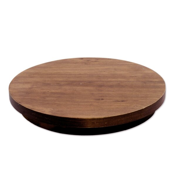 Thorndale Cypress Wood Serveware by Bloomsbury Market