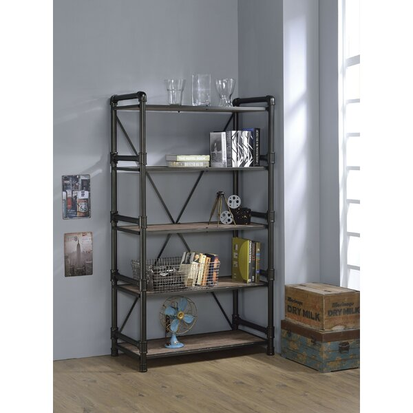 Mcdonald Etagere Bookcase by 17 Stories 17 Stories